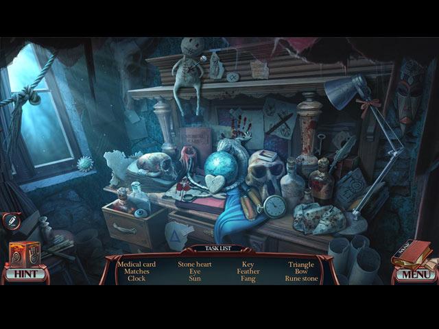 Grim Tales: The White Lady - Screenshot 2