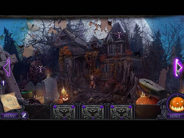 Halloween Stories: Invitation - Screenshot 2
