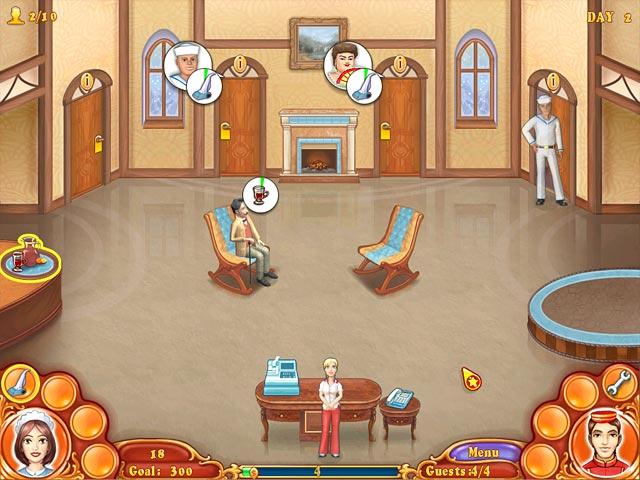 Play Online Free Restaurant Management Games