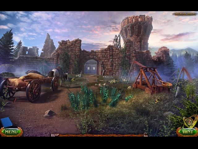 Lost Lands: Ice Spell - Screenshot 1