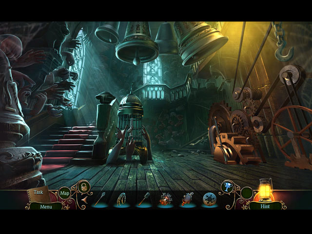 Phantasmat: Mournful Loch - Screenshot 3