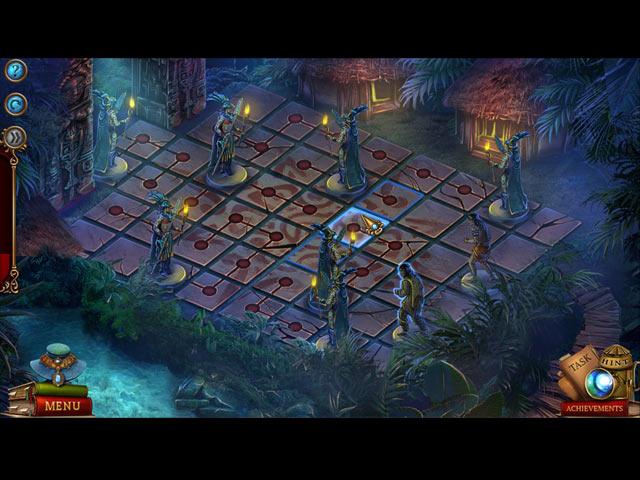 Stranded Dreamscapes: Deadly Moonlight - Screenshot 3