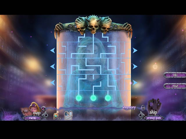Surface: Strings of Fate - Screenshot 3