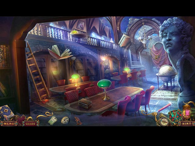 Whispered Secrets: Forgotten Sins - Screenshot 1