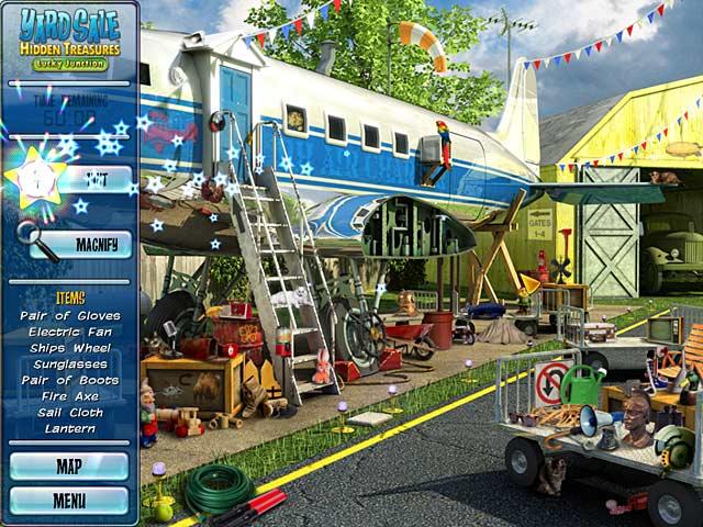 Yard Sale Hidden Treasures Lucky Junction Gt IPad IPhone