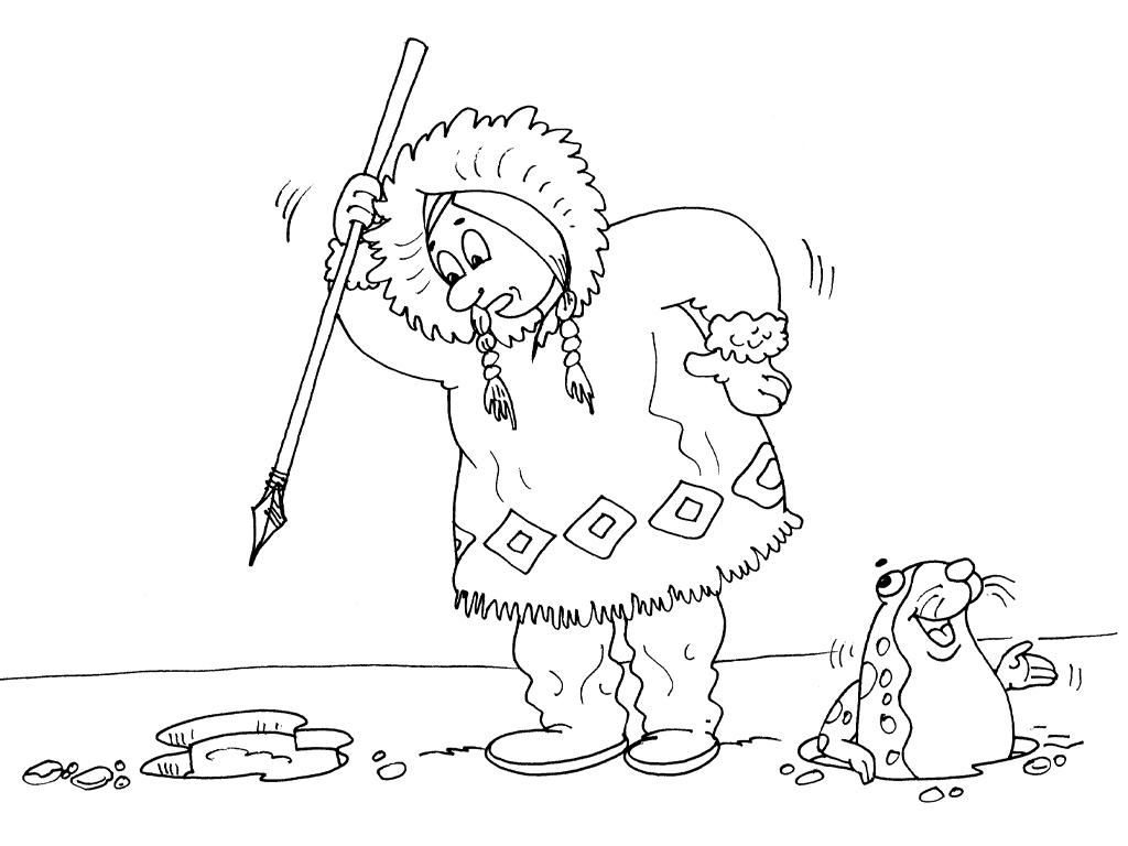 Inuit Worksheet