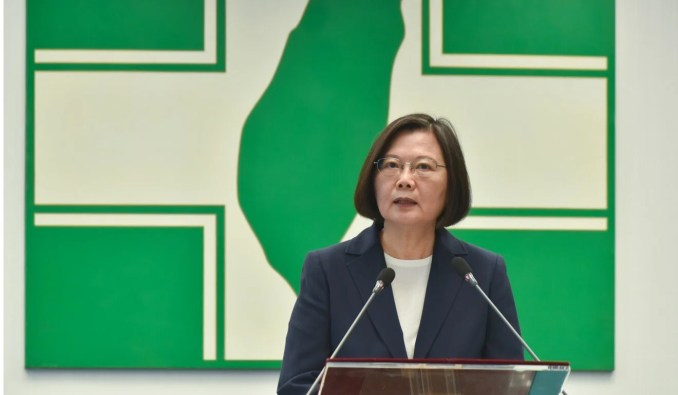 President Tsai Ing-wen is expected to officially open the centre on Friday. Photo: dpa