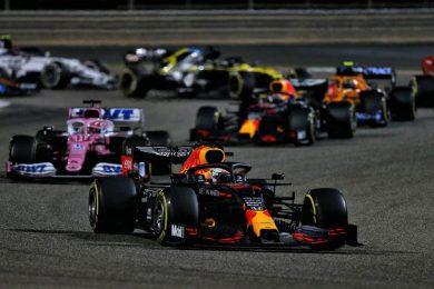 Photo of レッドブルホンダが2-3でダブル表彰台。 優勝はハミルトン[순위 결과]2020年F1第15戦のバーレーンGPファイナル – オートスポーツweb