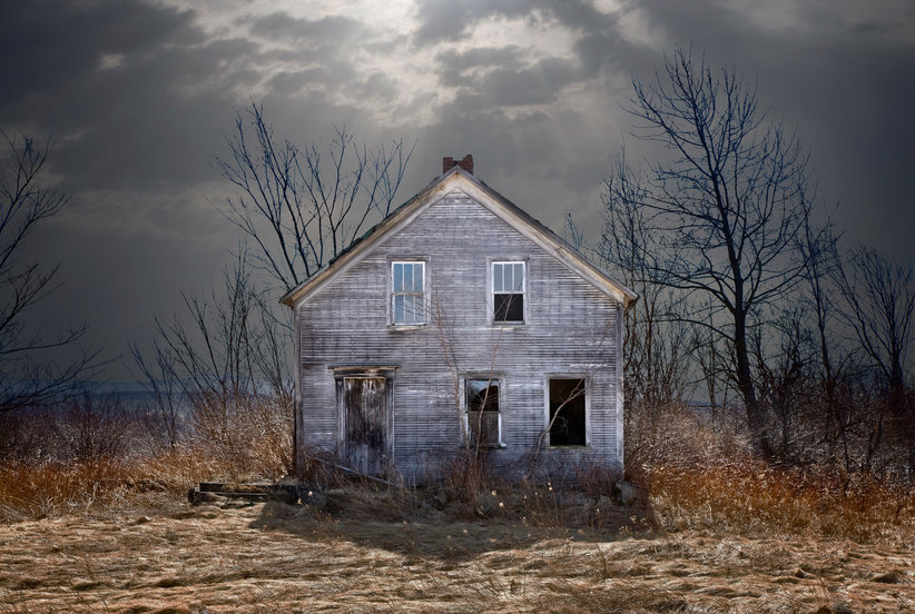 Easy DIY Haunted House Ideas Real Simple