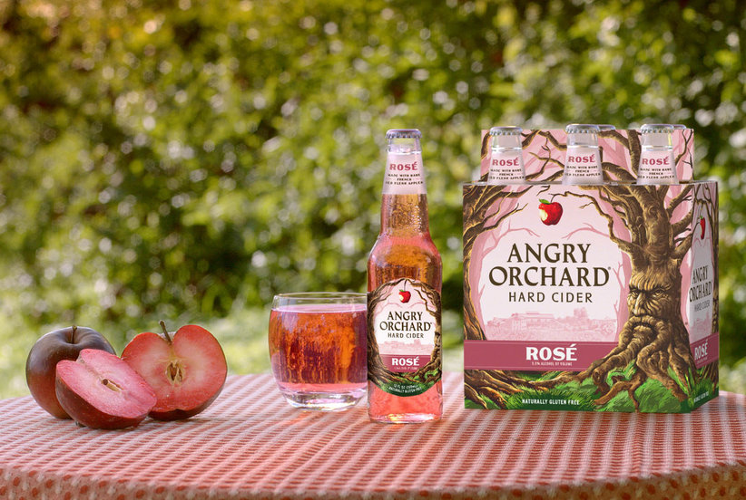 Ros Cider Is The Hottest Drink Of Summer 2018 Real Simple