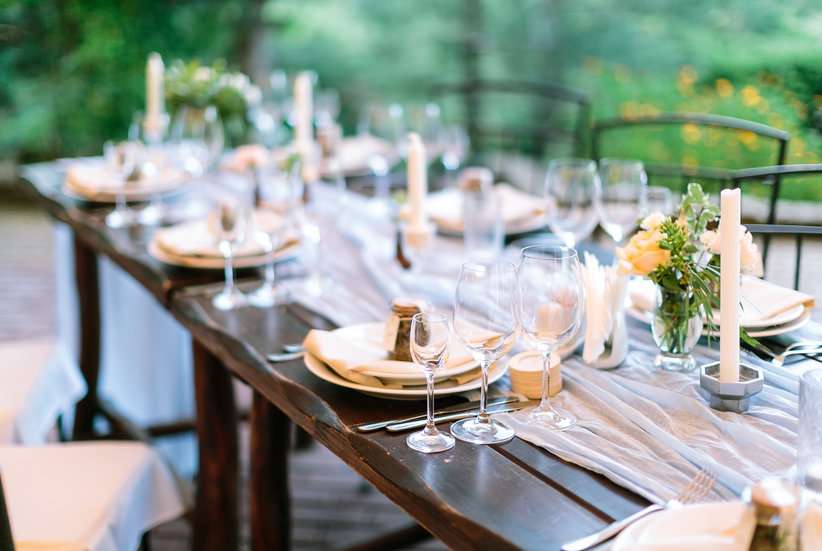 Wedding Menu Ideas For Every Type Of Reception