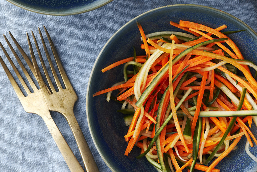 How To Julienne Carrots Like A Pro Real Simple