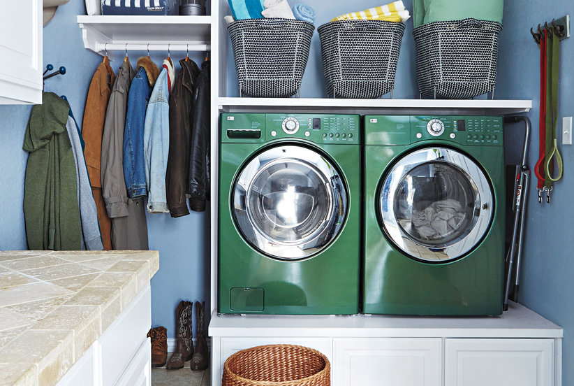 Set Up An Efficient Laundry Room Real Simple