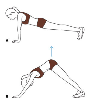 Image result for pike exercise