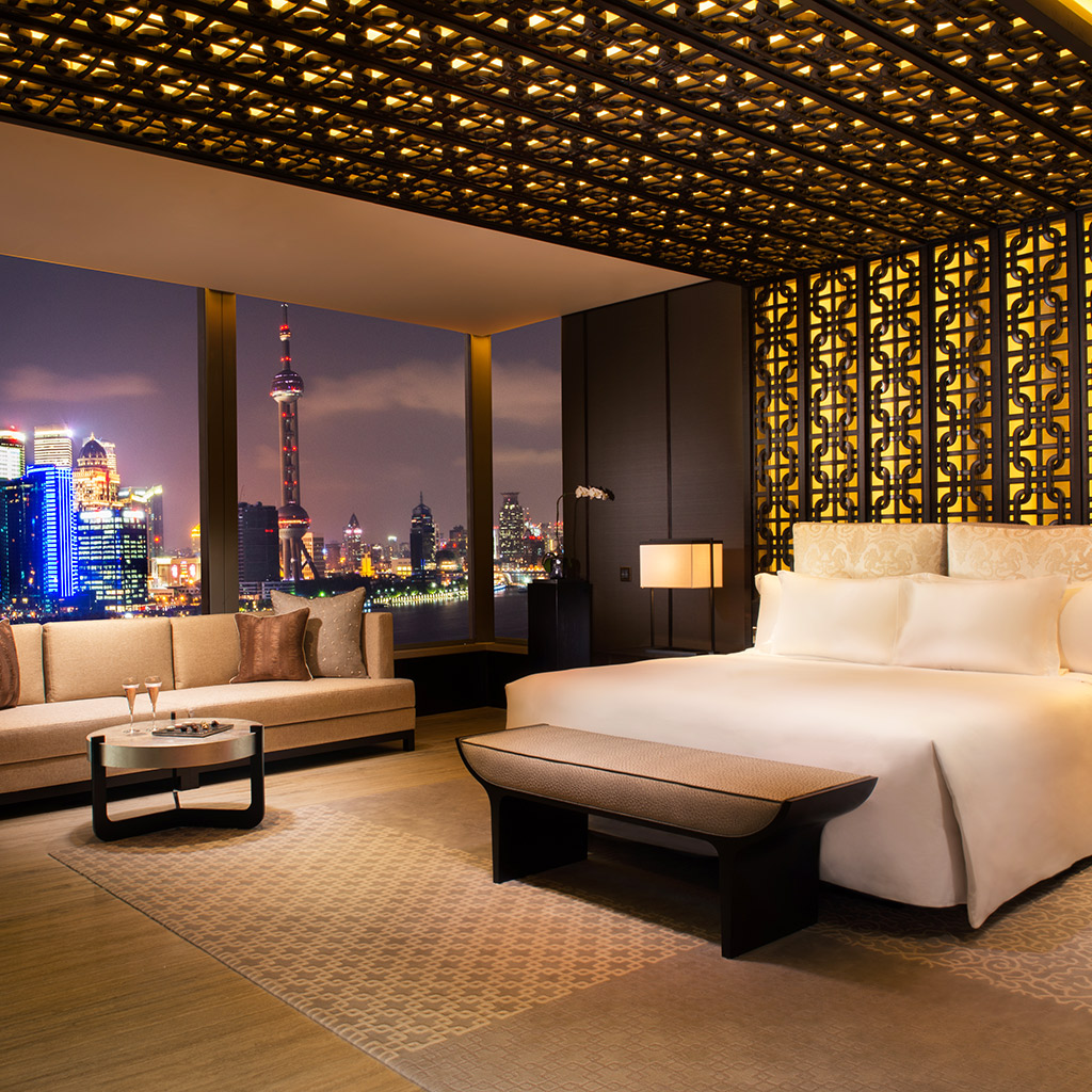 Most Romantic Hotels In Shanghai Travel Leisure
