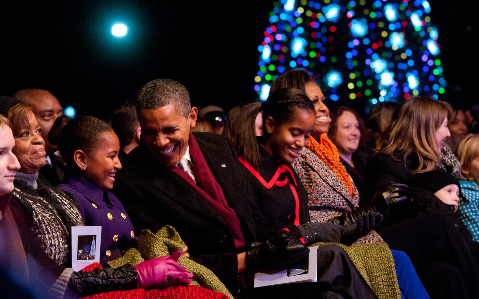 How To Get Tickets To The White House Tree Lighting