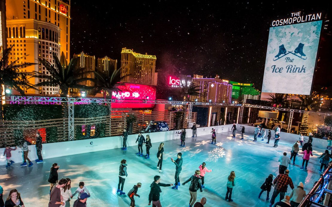 How To Do Family Christmas In Las Vegas