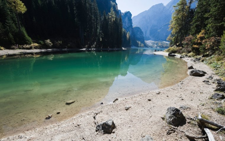 Lago di Braies, South Tyrol
