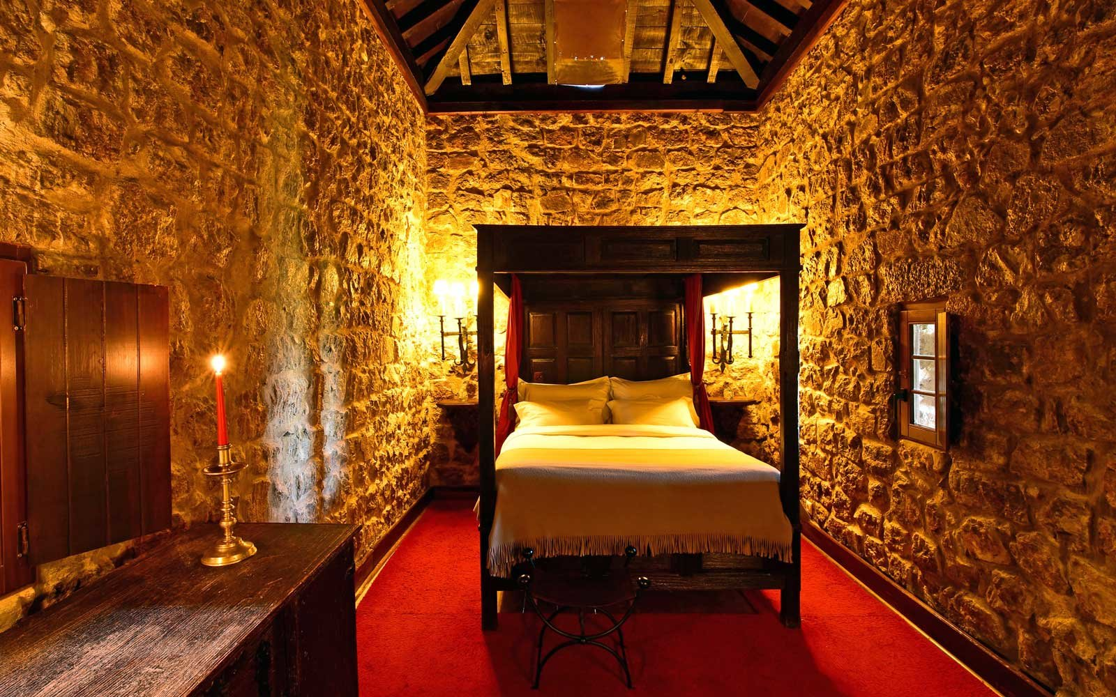 This Is What Its Like To Spend A Night In A 700 Year Old