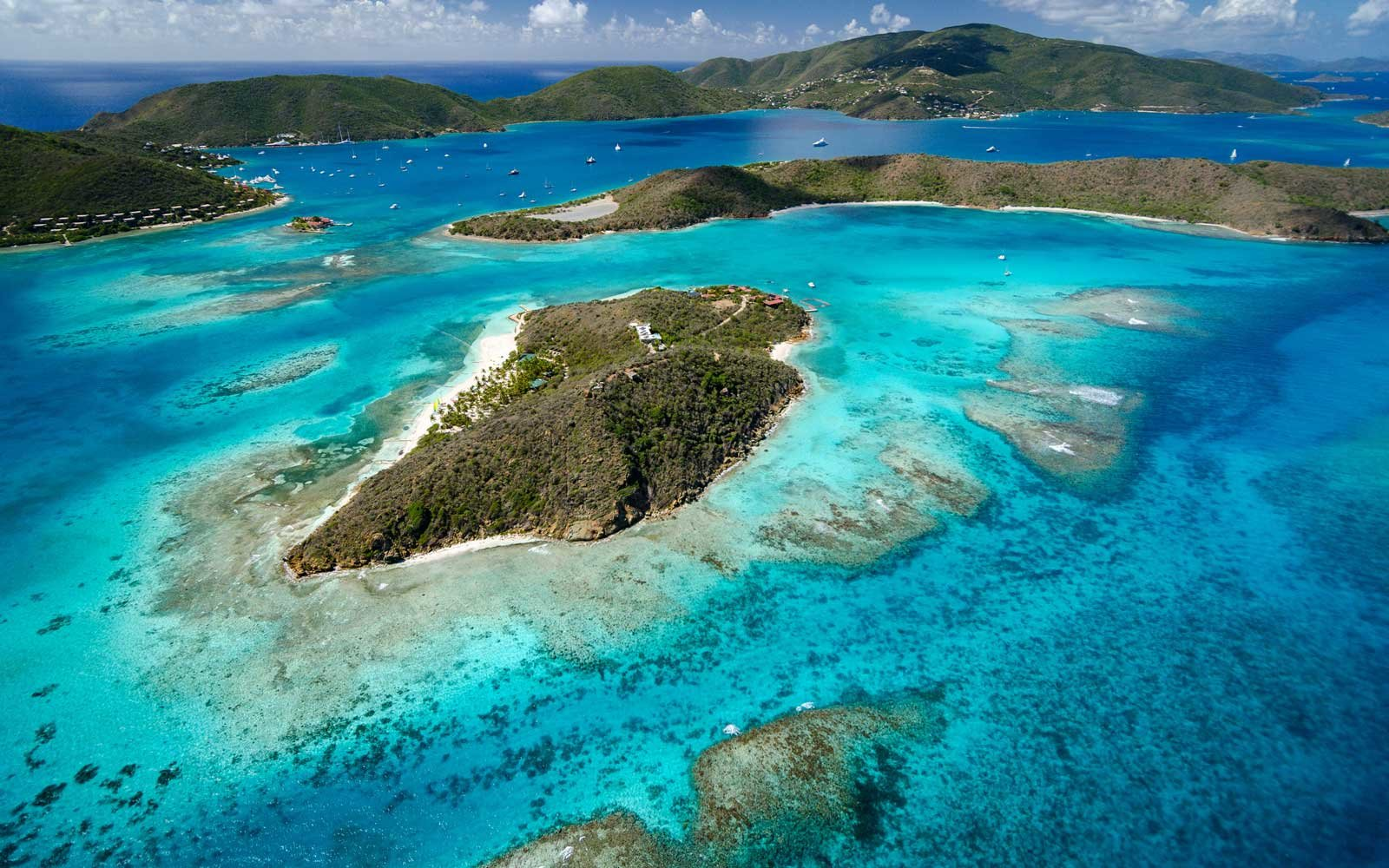 Here Are 4 Private Island Retreats To Book For Valentines