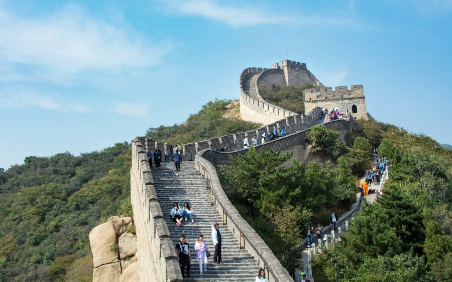 The Great Wall of China   Visitor Tips  History  Facts   Travel       Secrets of the Great Wall of China