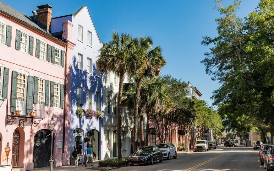 Why Charleston Is the Best City for a Vacation in the U.S ...