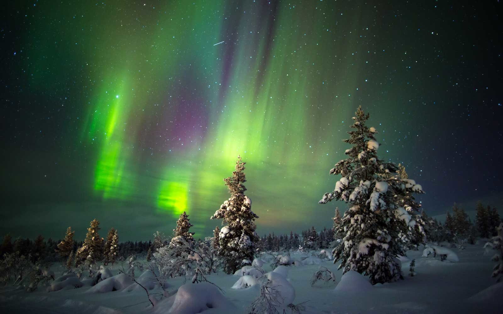 Best Place Canada See Northern Lights