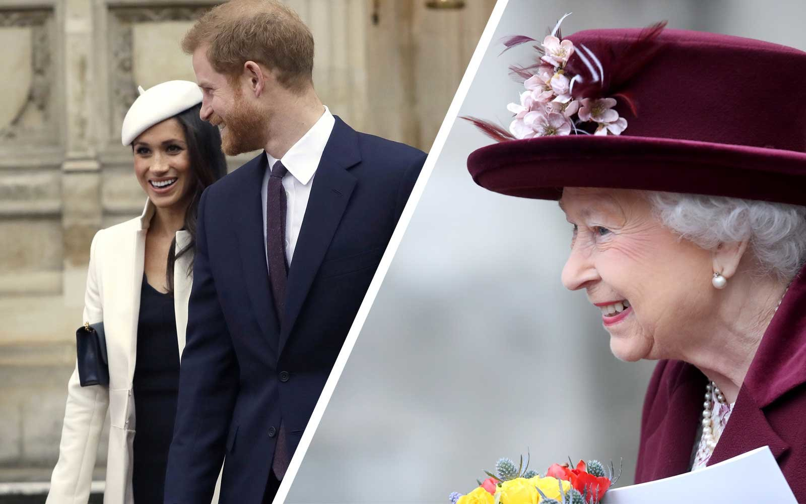 The Queen Just Gave Her Official Blessing For Prince Harry