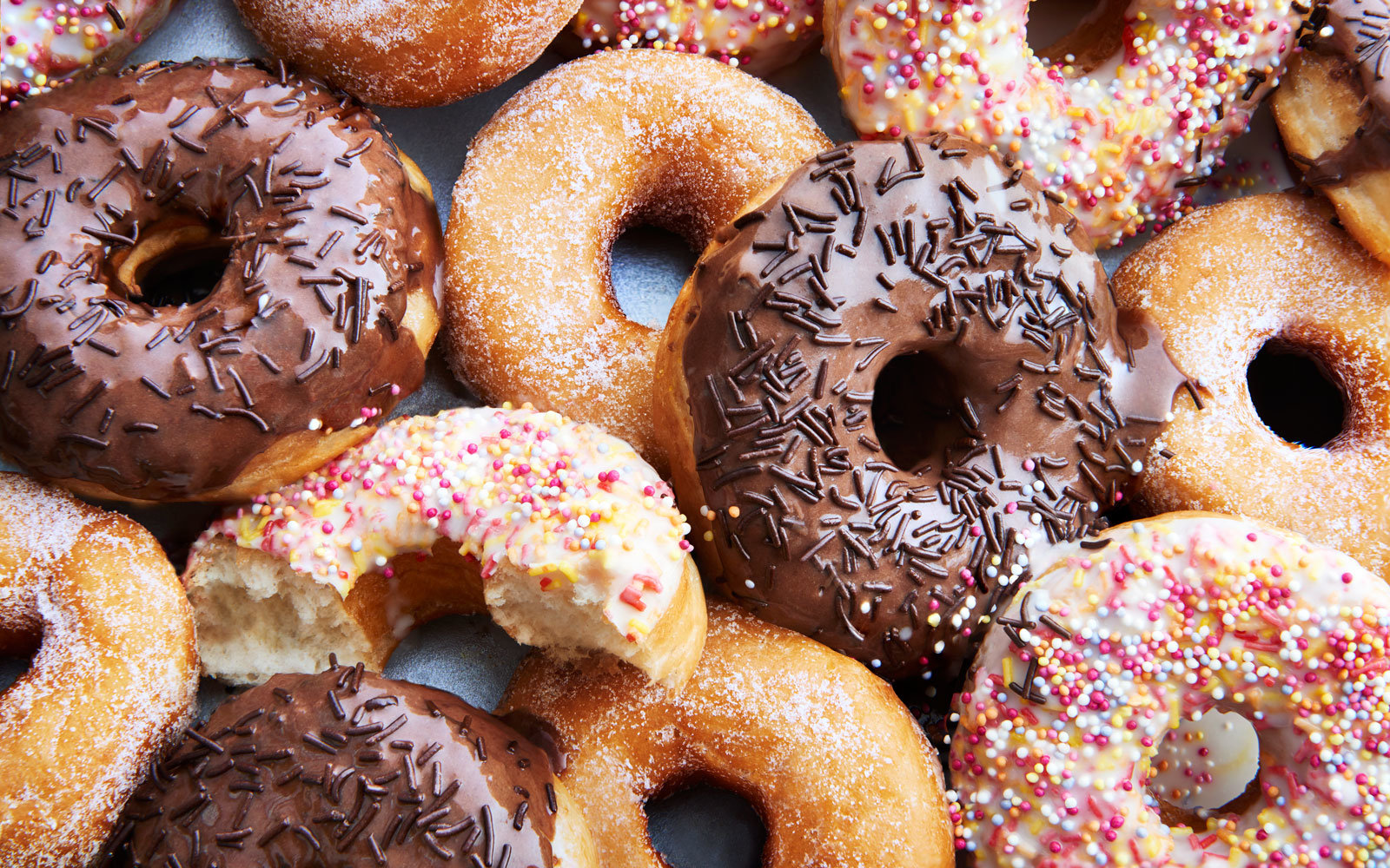 The Reason We Celebrate National Donut Day Can Be Traced