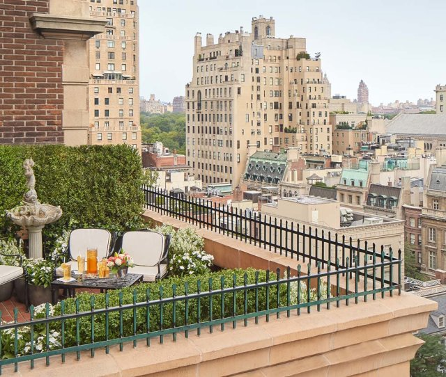 The Top  Hotels In New York City