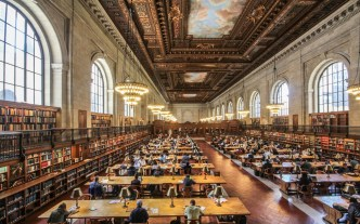Image result for beautiful library