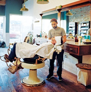 Americas Best Mens Barbershops Travel Leisure