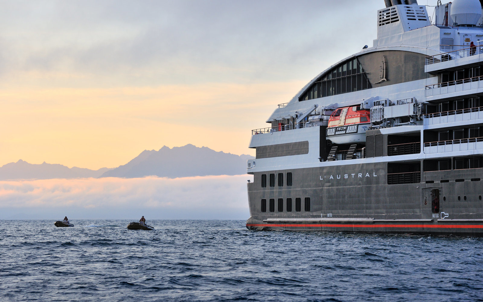 An Expedition Cruise To The Remote Reaches Of Alaska Travel Leisure