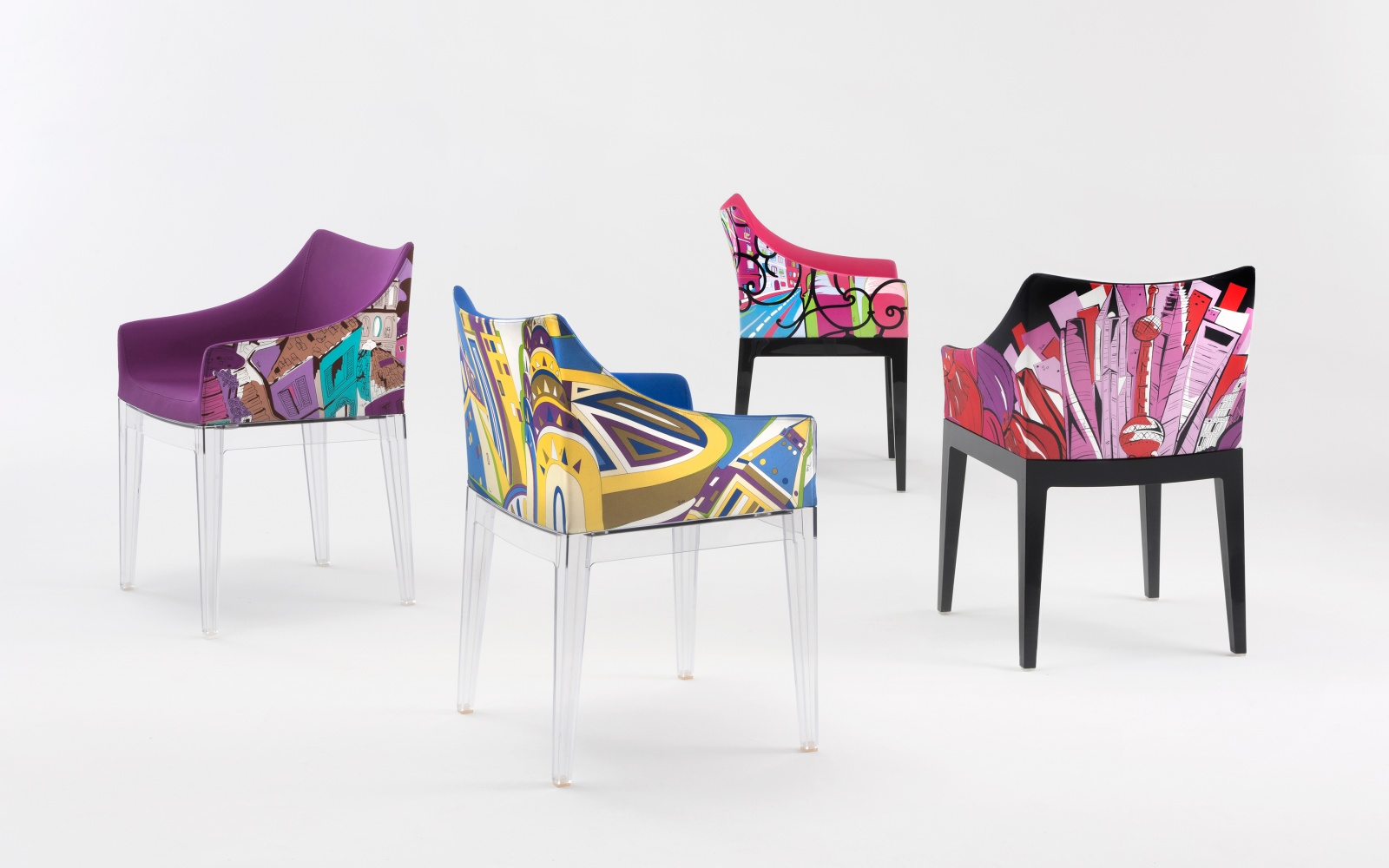 Kartell Unveils Chair Designed By Philippe Starck And
