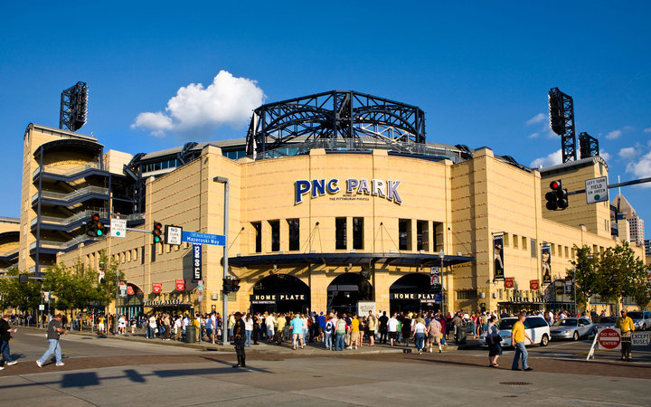 PNC Park Pittsburgh Pirates Travel Leisure