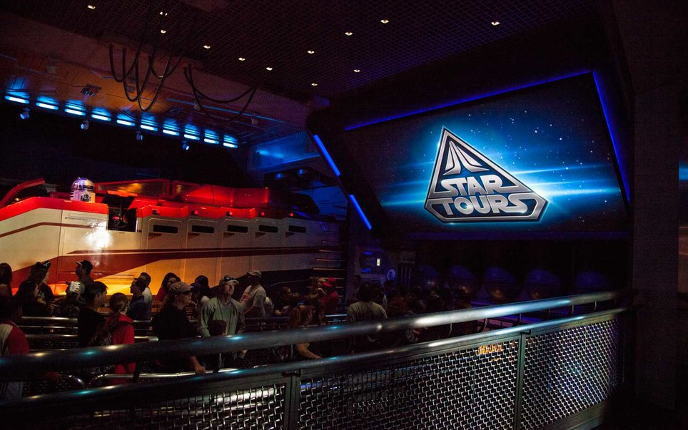 12. Star Tours — The Adventures Continue