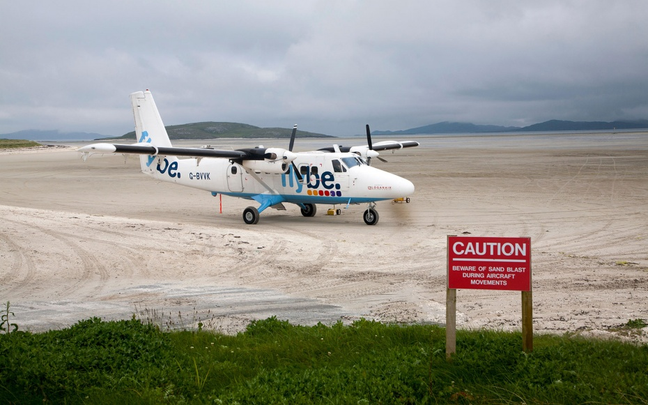 Image result for barra scotland airport