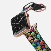 Sugar Skulls Apple Watch Band SOLD! Thank You :)