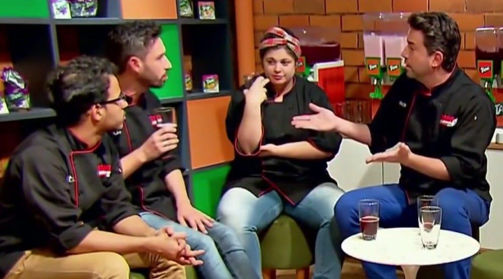 Batalha dos Confeiteiros 1x05 – Turma do Buddy