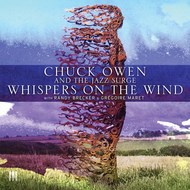 Image result for Chuck Owen and the Jazz Surge Whispers on the Wind