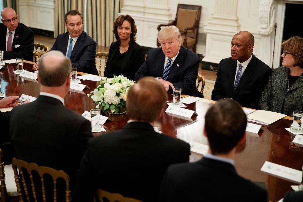 1 Infrastructure Trillion Trump