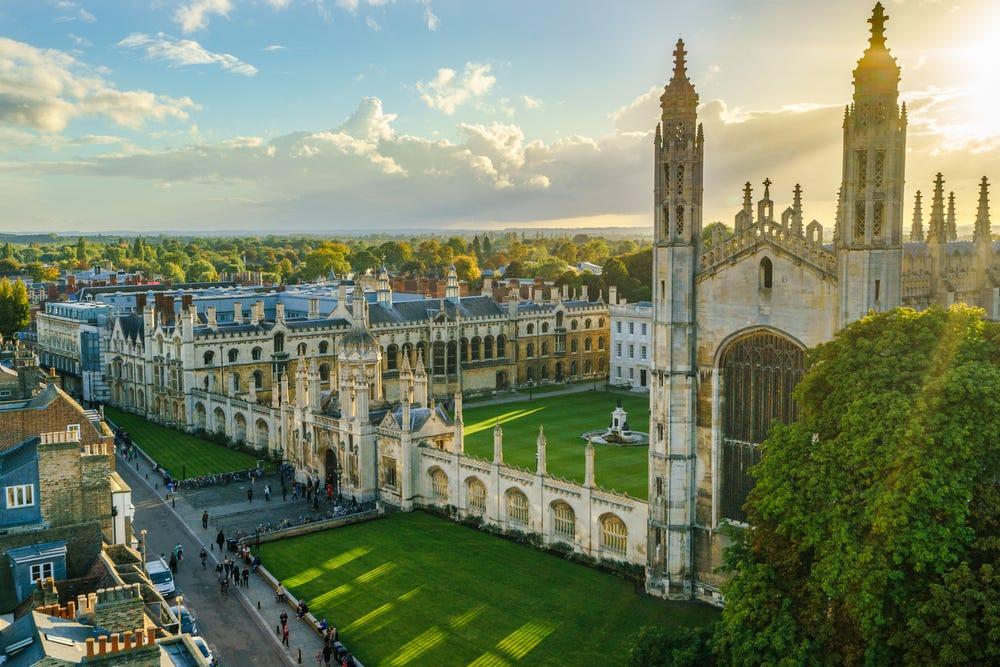 Bildergebnis für cambridge university