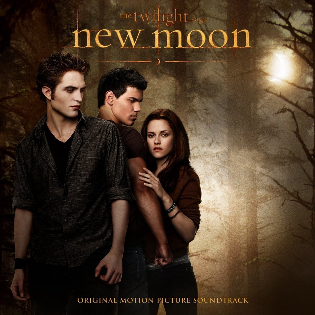 a saga crepúsculo, lua nova, new moon