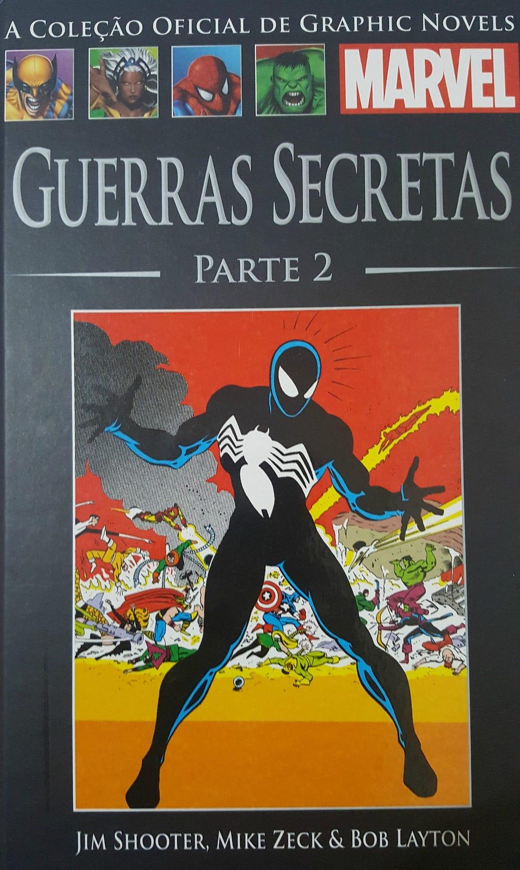 Guerras Secretas2