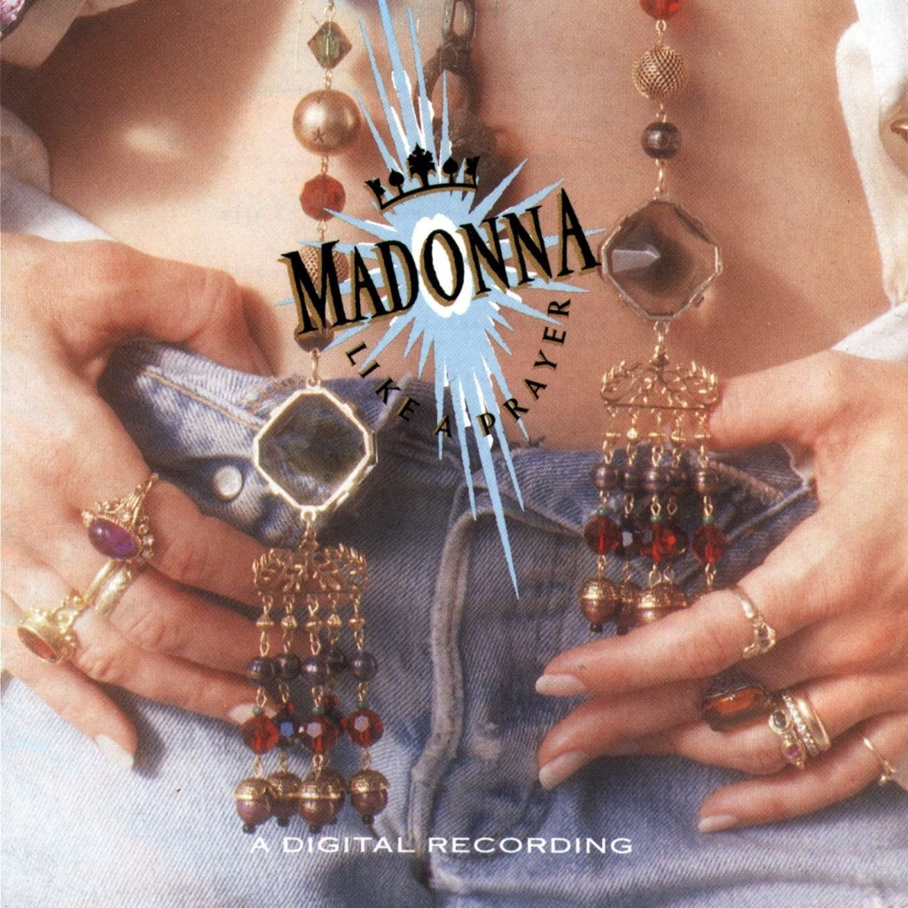 Madonna Like a Prayer cover