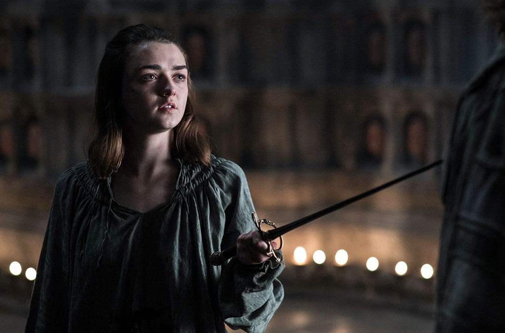 Game of Thrones 6x08 - No One