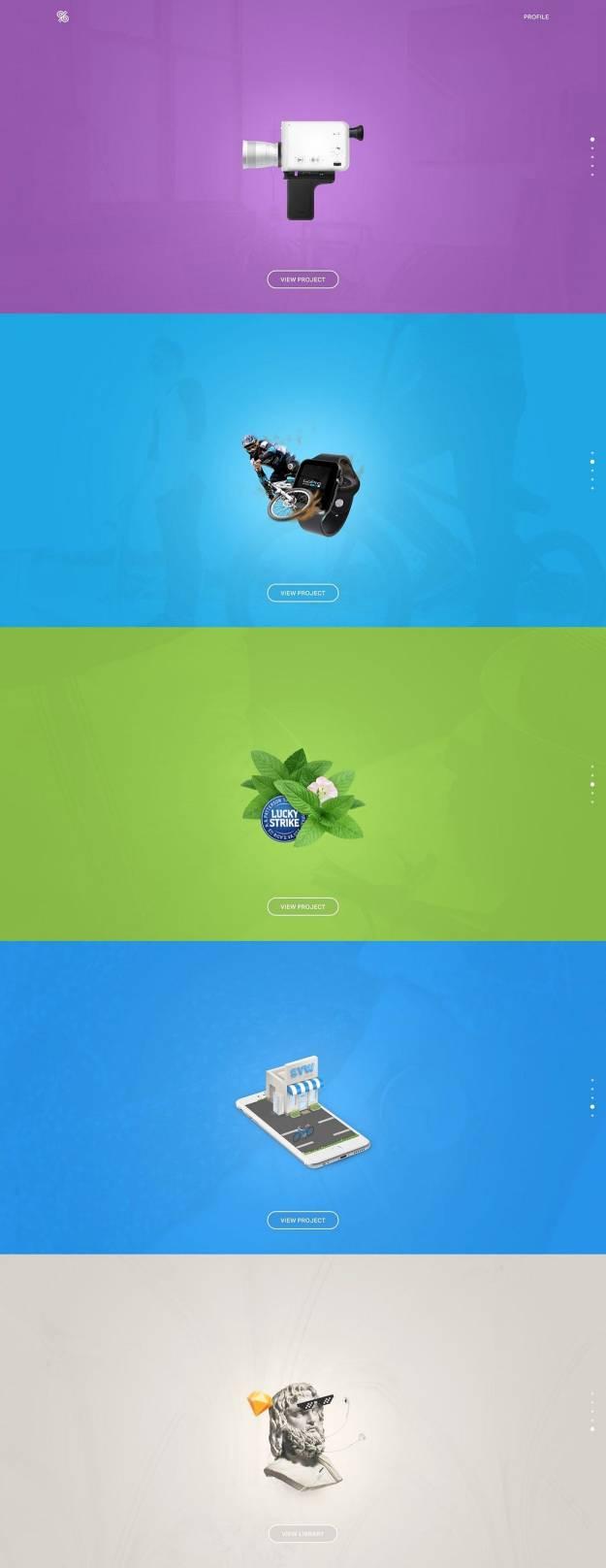 1*1INDAcebqAwVYSlIgxu7AA Editors' Picks Vol. 1 — Best Portfolio Websites on Bestfolios.com Design Random