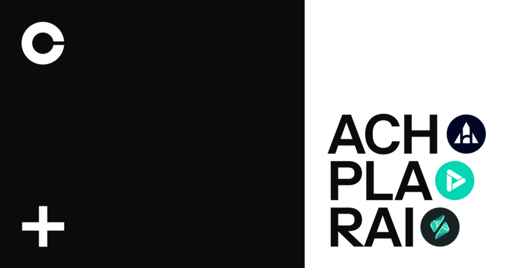 Alchemy Pay (ACH), PlayDapp (PLA) and Rai Reflex Index (RAI) are launching on Coinbase Pro