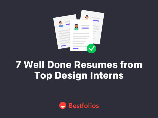 1*BnjqIVLJL-qGgYV8ey8T-w 7 Well Done Resumes from Top Design Interns Design Random