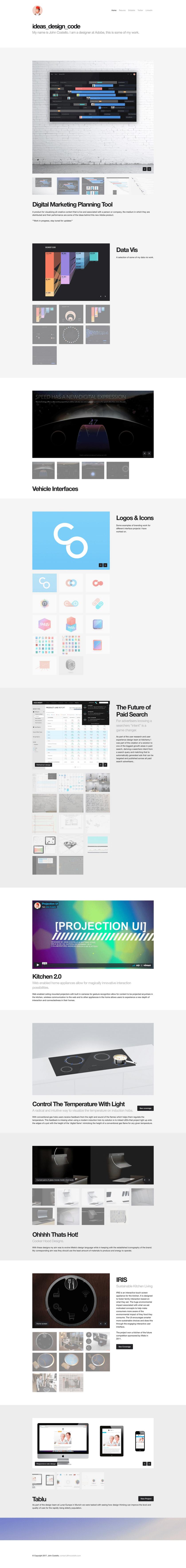 1*SQB9iFpzzVxfP2J1OJDwXw 8 Fabulous Portfolio Websites from Adobe Product Designers Design Random